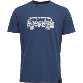 Black Diamond Vantastic T-Shirt Herren ink blue